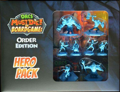 Orcs Must Die!: Order Edition – Hero Pack