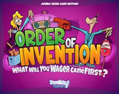 Order of Invention