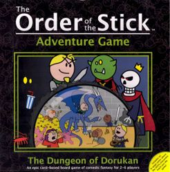 Order of the Stick Adventure Game: The Dungeon of Dorukan