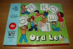 Ordlek
