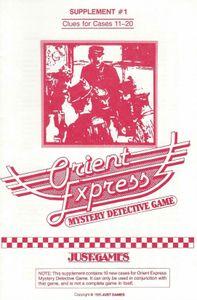 Orient Express Supplement #1