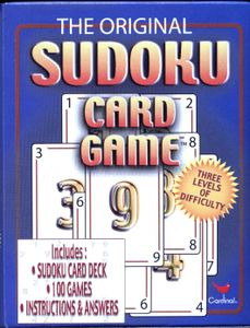 Original Sudoku Card Game