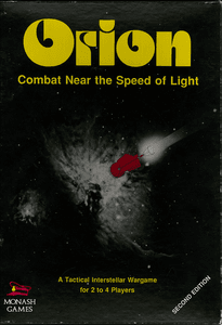 Orion: Combat Near the Speed of Light