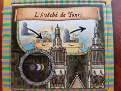 Orléans: L'évêché de Tours