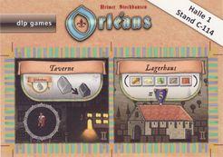 Orléans: Tavern & Depot