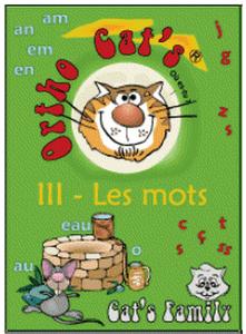 Ortho Cat's 3: Les mots