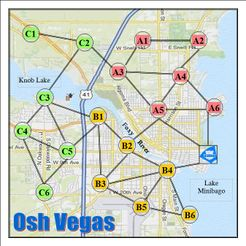 Osh Vegas Police
