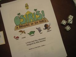 OSIRIS!  A Romance in Six Parts