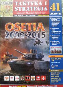 Ossetia 2008 & 2015