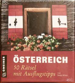 Österreich: 50 Rätsel mit Ausflugstipps
