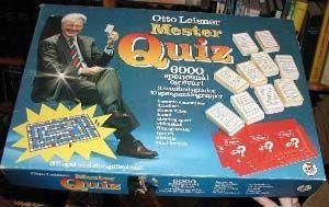 Otto Leisner Mester Quiz