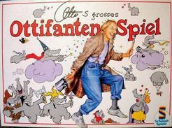 Otto's großes Ottifanten-Spiel