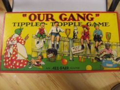 Our Gang Tipple Topple Game