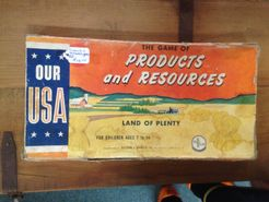 Our USA: Products and Resources