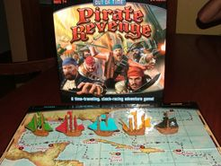 Out of Time: Pirate Revenge