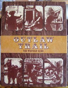 Outlaw Trail: The Western Game