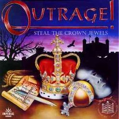 Outrage! Steal the Crown Jewels