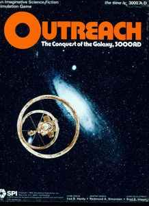 Outreach: The Conquest of the Galaxy, 3000AD