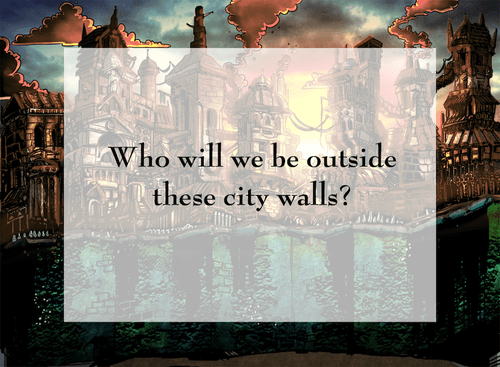 Outside These City Walls