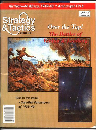 Over the Top! The Battles of Verdun & Lemberg
