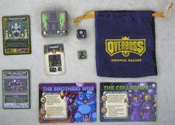 Overboss: A Boss Monster Adventure – Limited Edition Bonus Pack