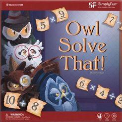 Owl Solve That!