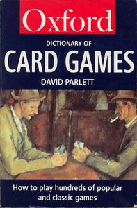 Oxford Dictionary of Card Games