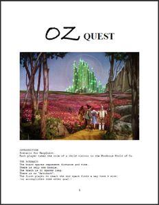Oz Quest