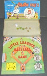 Ozark Ike's complete 3 game set: Baseball, Golf, Basketball