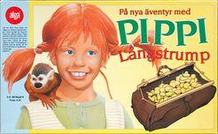 På nya äventyr med Pippi Långstrump