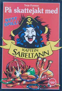På skattejakt med kaptein Sabeltann