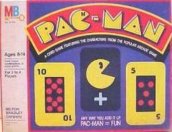 PAC-MAN Card Game