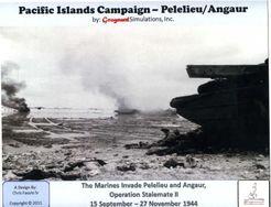 Pacific Islands Campaign Pelelieu/Angaur