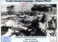 Pacific Islands Campaign: Saipan/Tinian