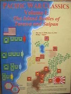 Pacific War Classics Vol 1: Tarawa & Saipan