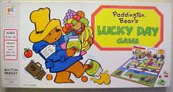 Paddington Bear's Lucky Day Game
