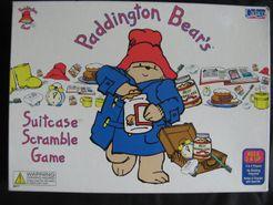 Paddington Bear's Suitcase Scramble Game