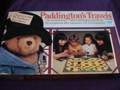 Paddington's Travels