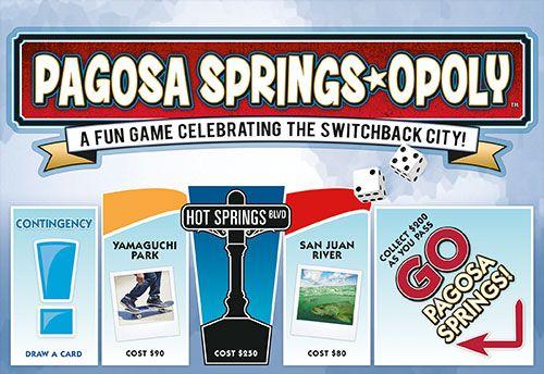 Pagosa Springs-Opoly