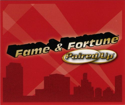 Paired Up: Fame & Fortune