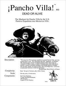 Pancho Villa, Dead or Alive!