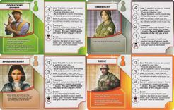 Pandemic: Promo Roles