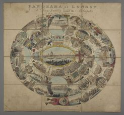 Panorama of London or A Day's Journey Round the Metropolis