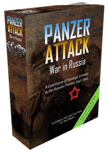 Panzer Attack: War in Russia