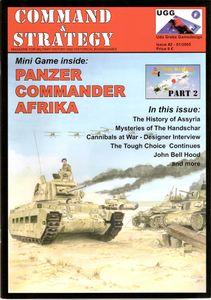 Panzer Commander Afrika