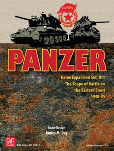 Panzer: Game Expansion Set, Nr 1 – The Shape of Battle on the Eastern Front 1943-45