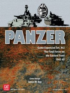 Panzer: Game Expansion Set, Nr 2 – The Final Forces on the Eastern Front 1941-44