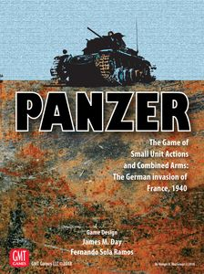 Panzer: Game Expansion Set, Nr 4 – France 1940