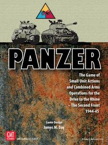 Panzer: Game Expansion Set, Nr3 – Drive to the Rhine: The Second Front 1944-45
