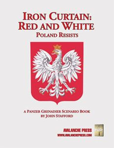 Panzer Grenadier: Iron Curtain – Red and White